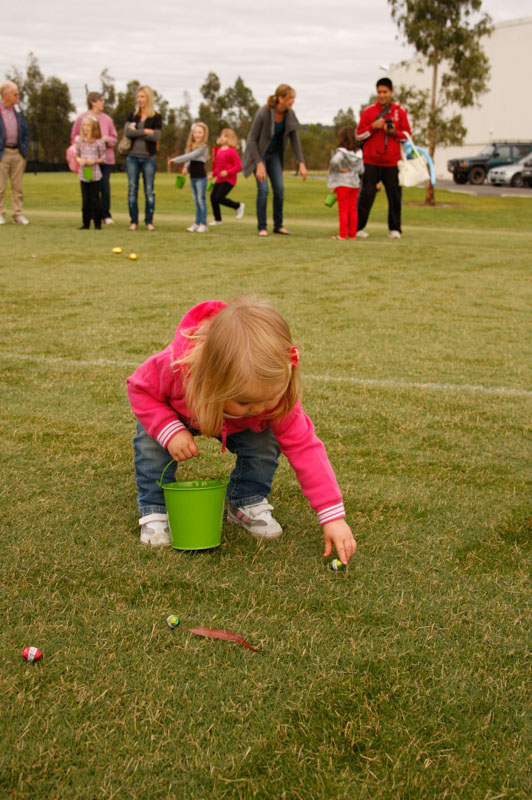 News giant easter egg hunt melbourne see you all next year at the giant easter egg hunt melbourne 2014 negle Gallery